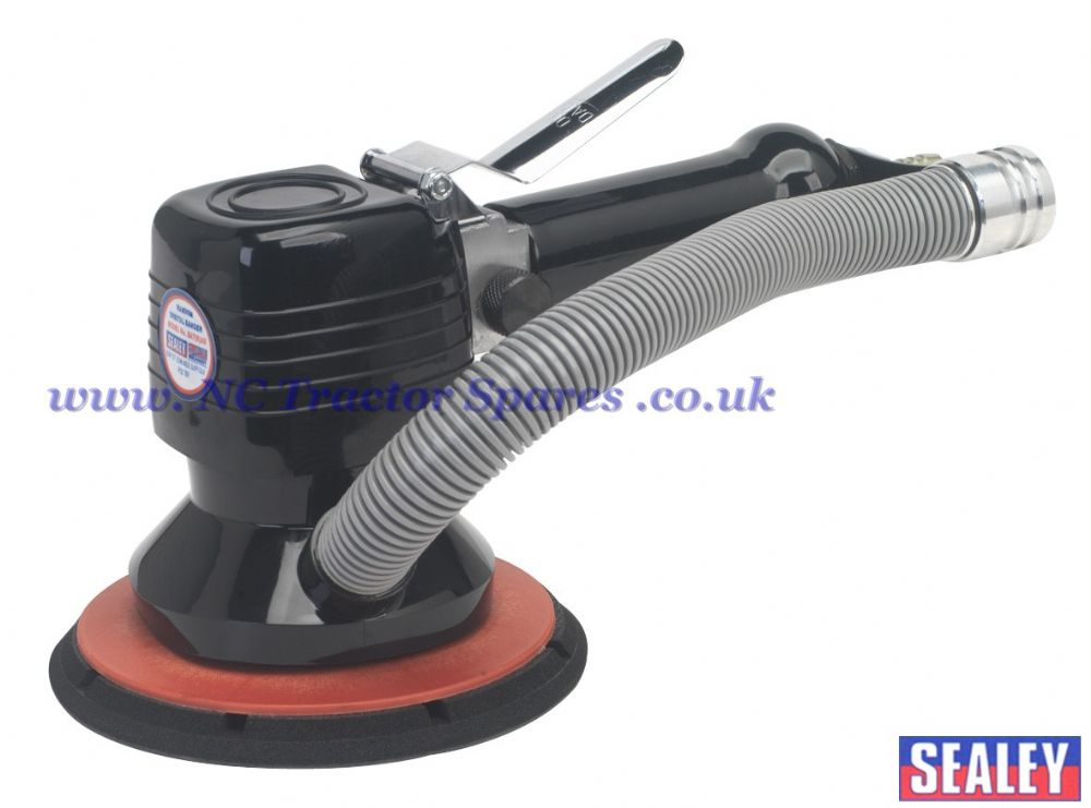 Air Sander 150mm Random Orbital Dust-Free.